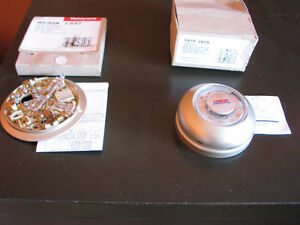 Honeywell Heil Quaker, Round Thermostat, Model T87F