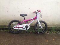 "Adventure 160 16""wheel girls bike"