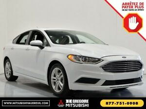 2018 Ford Fusion SE Sunroof Bluetooth A/C Cruise Camera USB