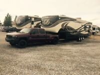 Rv trailer towing service