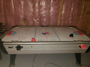 Big air hockey table for sale