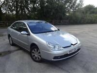 2007 CITROEN C5 EXCLUSIVE HDI HATCHBACK DIESEL