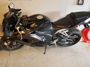 2009 Honda CBR600 RRA