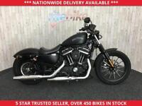 HARLEY-DAVIDSON SPORTSTER XL883 XL 883 N IRON GENUINE LOW MILEAGE EXAMPLE