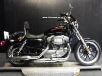 12/12 HARLEY-DAVIDSON XL 883 L SUPER LOW 600 MILES
