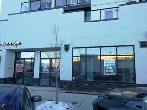 old strathcona/ whyte commercial space for sublease