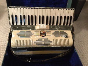 Accordion - Borsini Castelfidardo Italia