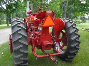 Super M TA Farmall Tractor