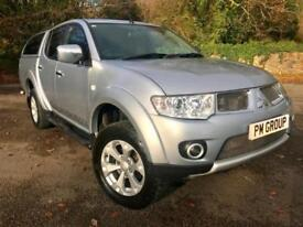 2013 Mitsubishi L200 Barbarian -D CR 4WD Double Cab Pickup Auto **One Owner**
