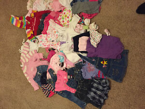 Huge lot of girls clothes 3-12 month sizes