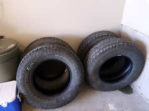 4 All Terrain tires for sale