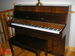Young Chang Upright Apartment Size Piano