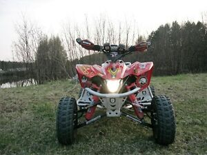 LTR 450 2009 SPECIAL EDITION