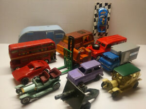Large Diecast Car/Truck Collection