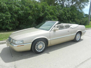 1995 Cadillac Eldorado Convertible - Rust Free - Clean Title Car