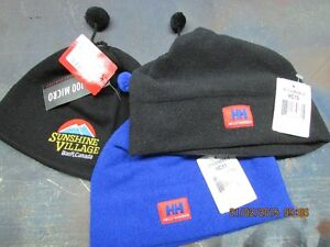 I have 3 new,cross country ski touques, they were purchased new