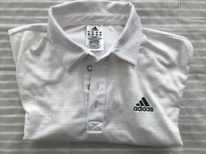 Mens Adidas Golf Shirt (Climalite) - worn once