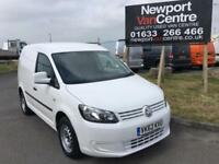 2012 62 Volkswagen Caddy 1.6TDi 102PS BlueMotion Tech C20 PANEL VAN