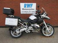 BMW R 1200 GS, ABS, 2007, VGC, 46K WITH FBMWSH, ONLY 2 OWNERS, 3 BOX LUGGAGE