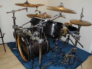 DW Collector's Series Shell Kit