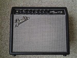 Fender Super Champ XD Combo Tube Amp