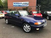 1997 Vauxhall Astra 1.8 i 16v Colour Edition 2dr