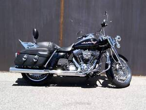 2012 HARLEY-DAVIDSON ROAD KING Cannington Canning Area Preview