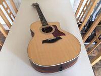 Taylor 214ce Grand Auditorium Electric Acoustic Guitar