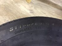 St185/60d13 Sure Trail s/t.    three brand new trailer tires