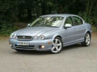 2008 Jaguar X-Type 2.2d SE 2009 4dr AUTO MEGA SPEC SALOON Diesel Automatic