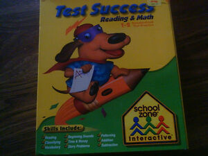 test success reading & math