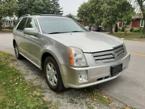 V6 Cadillac SUV SRX  LOOKS GOOD, RUNS GREAT, PRICED RIGHT