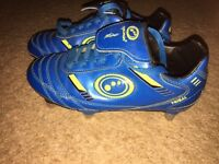 Optimum Tribal Rugby Boots Size 2