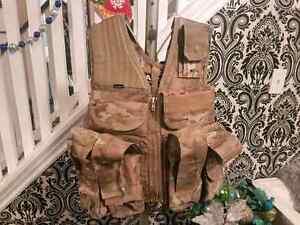 Multicam BDUs and Vest, camo lot paintball airsoft