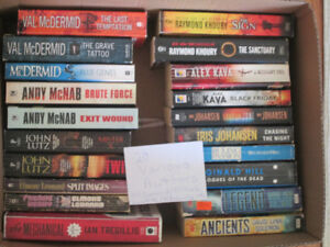 Collection of Popular Novels Mystery