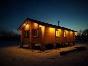 For sale - CABINS/COTTAGES AND LOG HOUSES.