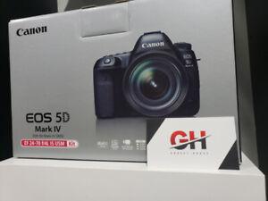 Store Sale – Canon 1DX,5D Mark IV, EOS R,6D Mark II, Sony, Nikon