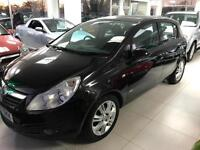 2008 Vauxhall Corsa 1.4i 16v(a/c)Design-2 F Keepers- Service Invoices - LONG MOT