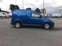 Volkswagen Caddy 1.6 75PS STARTLINE EURO 5 DIESEL MANUAL BLUE (2015)