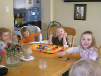 Child care for infants and toddlers