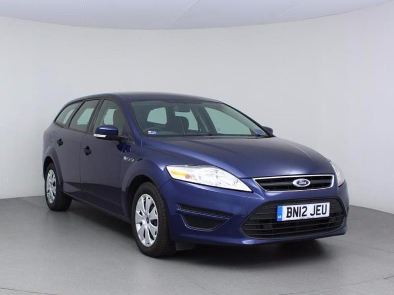 2012 FORD MONDEO 2.0 TDCi 140 Edge Bluetooth Parksensors 1 Owner + History