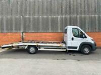 2018 Fiat DUCATO 40 MAXI XLB MULTIJ Recovery truck NA Diesel Manual