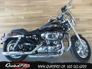2013 Harley-Davidson XL 1200 CUSTOM SPORTSTER 49,96$/SEMAINE