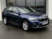 2017 BMW X1 SERIES X1 sDrive18d SE 4x4 Diesel Manual