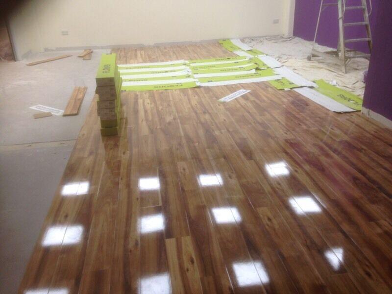 Hardwood Laminate And Engineered Wood Floor Er Layer