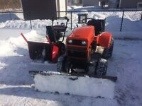 Affordable snow removal!