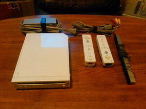 Wii w/ 2 Controllers $60.00 OBO