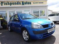 2005 Renault Clio 1.2 16v Expression 5dr