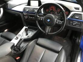 2016 66 BMW 3 SERIES 2.0 320D M SPORT 4D AUTO 188 BHP DIESEL