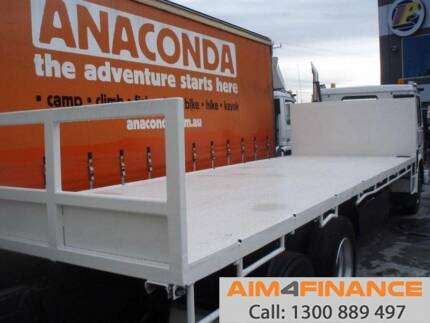 Scania P113H/M 1995 Scania P113M tray truck Tray